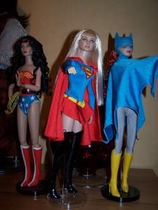 Tonner Heroines
