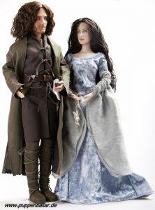 Aragorn und Arwen