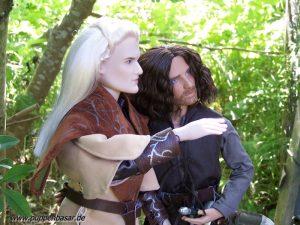 Legolas und Aragorn