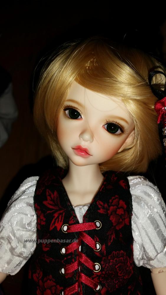 Lonnie und ihr neues Kleid